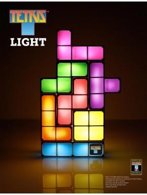 Lámpara puzzle Tetris 30cm