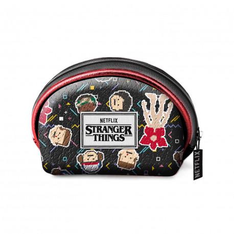 Monedero Stanger Things 8bits
