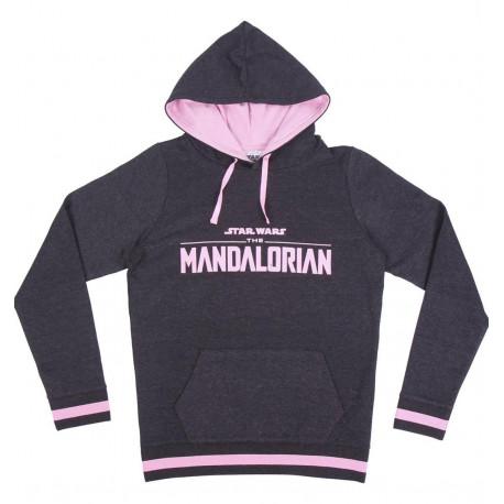 SUDADERA CON CAPUCHA THE MANDALORIAN THE CHILD
