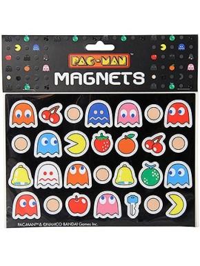 Set de Imánes Pac-Man