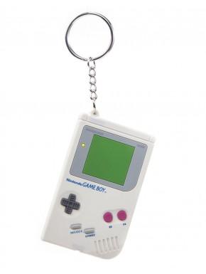 Llavero Game Boy Nintendo oficial caucho