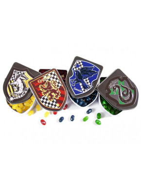 Cajita de Grageas Casas Hogwarts Harry Potter
