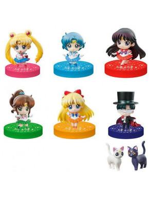 Sailor Moon Petit Chara Figuras Puchitto Oshioki yo! 2020 Ver. Limited Set 5 cm