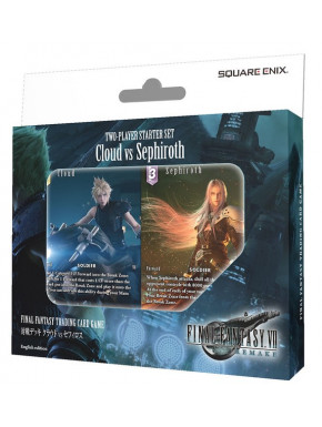 FINAL FANTASY – 2 Player Starter Set Cloud VS Sephiroth x6 FR (28/02)