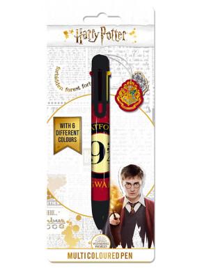 Bolígrafo Harry Potter Plataforma 9 3/4