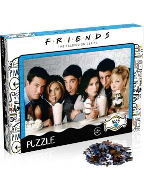Puzzle Friends 1000 piezas batido