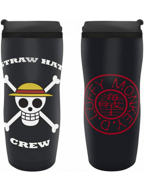 "ONE PIECE - Travel mug ""Luffy"""