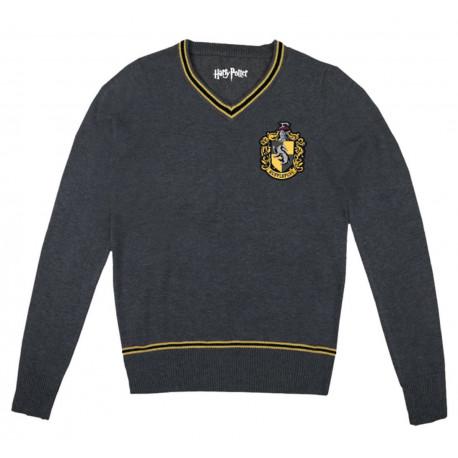 Jersey de punto Hufflepuff Harry Potter