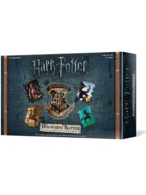 HARRY POTTER: HOGWARTS BATTLE LA MONSTRUOSA CAJA DE LOS MONSTRUOS
