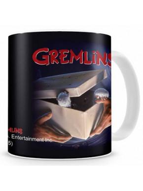 Taza Gremlins poster película