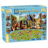 Juego Carcassonne Plus Big Box Edition