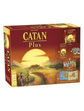 Juego Catán Plus