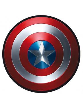Alfombrilla de ratón Capitán América Flexible Marvel