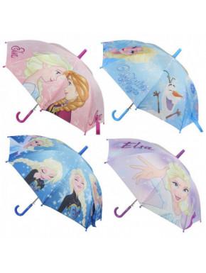 Paraguas Automático Frozen Friends