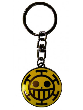 "ONE PIECE - Keychain ""Trafalgar Law"" X4"