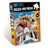 Puzzle One Piece 100 Piezas Luffy Barco