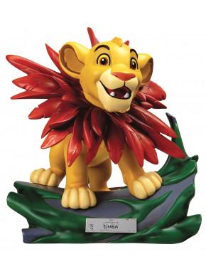 Figura Master Craft SIMBA 31cm El Rey León Disney