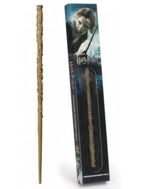 Varita Hermione Harry Potter 38 cm en Blíster