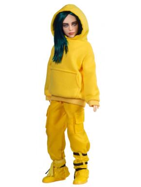 BILLIE EILISH - Figurine poupée Bad Guy 26cm !