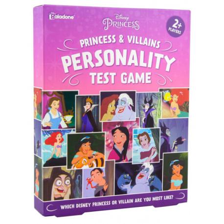 Juego Adivinanzas Princesas y Villanas Disney ingléss