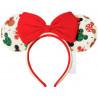 Diadema orejas Minnie & Mickey Galletas de Navidad