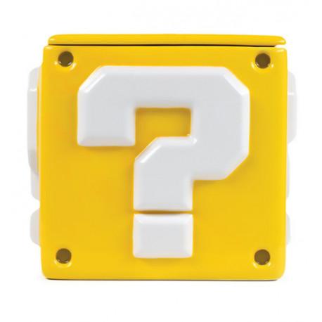 Galletero Super Mario Bloque de Pregunta