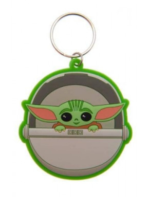 Llavero Baby Yoda The Mandalorian Star Wars
