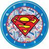 Reloj de Pared Superman Logo