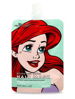 Mascarilla Capilar Ariel La Sirenita Disney