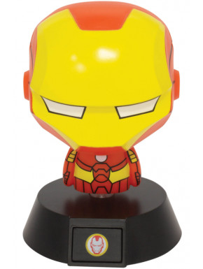 Lámpara Icon Marvel Iron Man