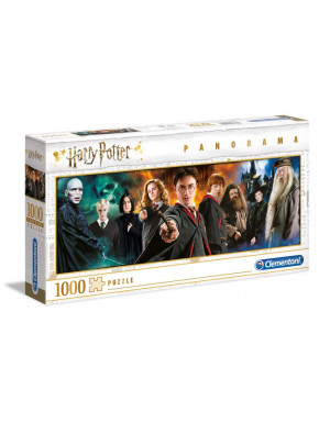 Puzzle Panorama Characters Harry Potter