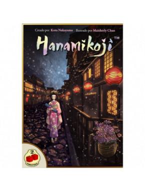 Juego de Cartas Hanamikoji