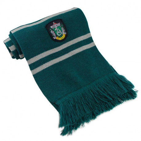 Bufanda Harry Potter Slytherin Crest