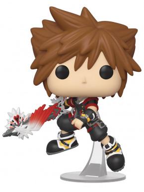 Funko Pop! Sora con Escudo Kingdom Hearts Disney
