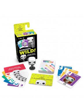 Juego cartas Something Wild! Pesadilla Antes de Navidad Disney Aleman / Espa