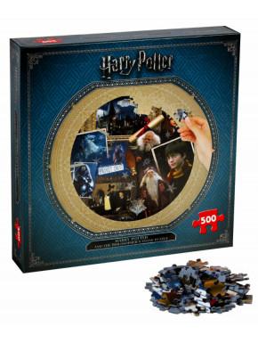 Puzzle Harry Potter La Piedra Filosofal 500 Piezas