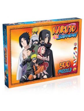 Puzzle Naruto Shippuden 500 Piezas