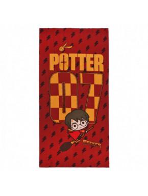 Toalla Playa Harry Potter Gryffindor