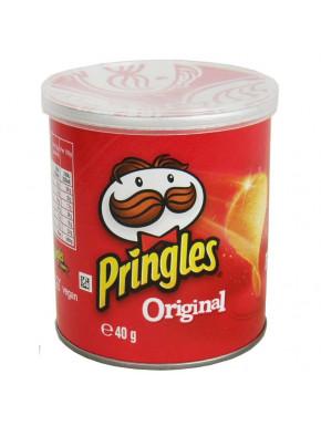 Lata Pringles 40g para probar a lo gratis