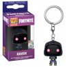 Llavero mini Funko Pop! Raven Fortnite