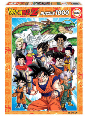 Puzzle Dragon Ball Z 1000pz
