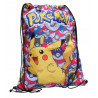 Bolsa Saco Pokemon Pikachu 25 cm
