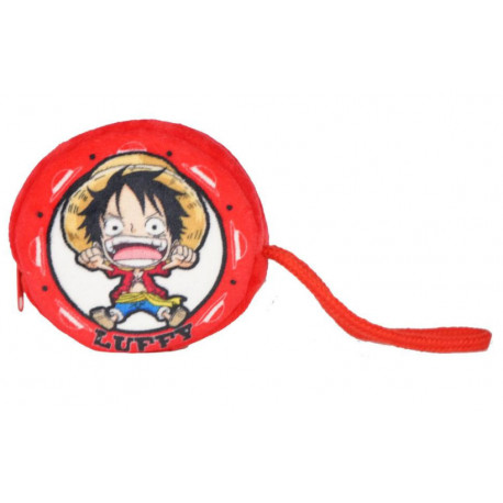 One Piece Llavero Monedero Luffy
