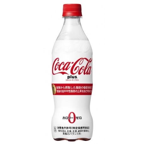 Coca-Cola Plus Sin Azúcar Japón 500 ml