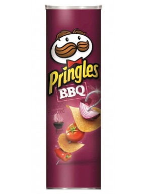 Pringles sabor Barbacoa Original