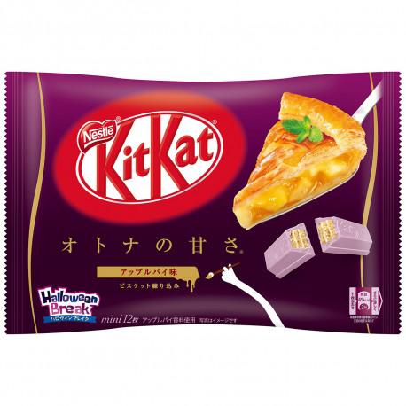 12 Mini Kit-Kat Tarta de Manzana