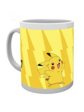 Taza Pokemon Pikachu evolución