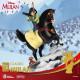 Figura Mulan Disney D-Stage