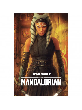 Poster Ahsoka Tano The Mandalorian