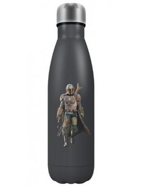 Botella Acero The Mandalorian Star Wars 500 ml